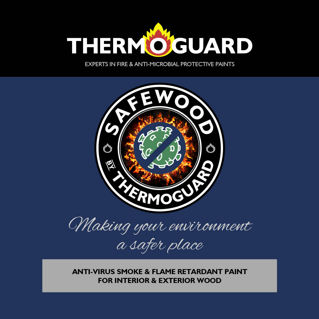 Safewood Anti-Viral Smoke & Flame Retardant